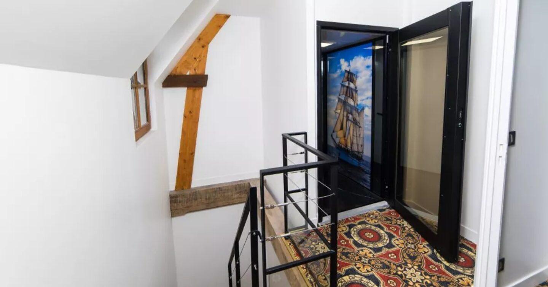 patrimoine maison ascenseur aménagement espace bureau avenir valorisation