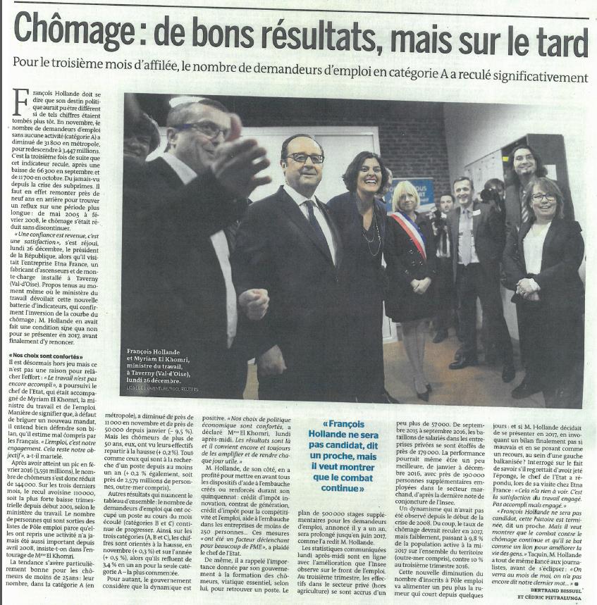 Article Le Monde 28.12.16