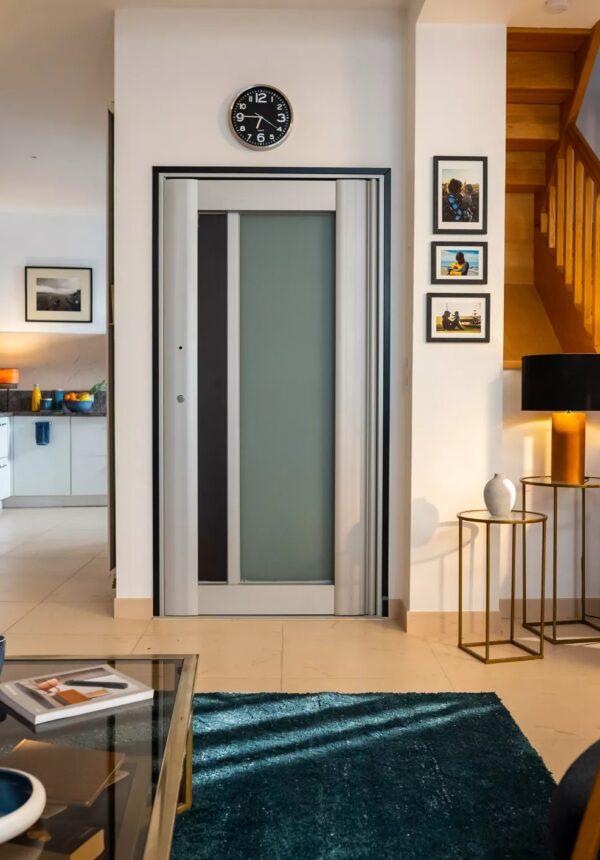 Campagne ascenseur de maison Etna France
