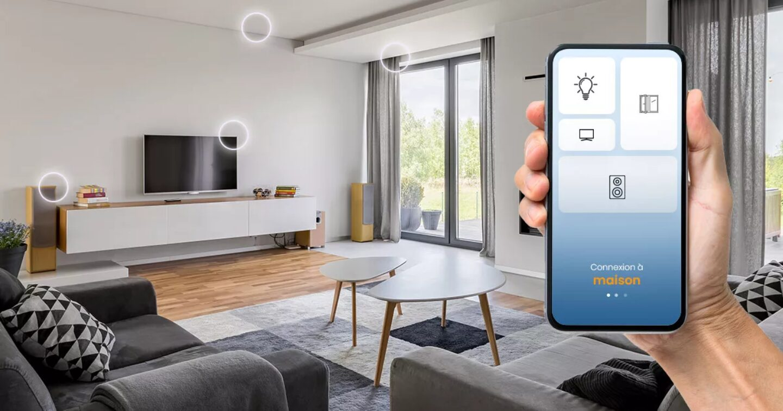 Tout comme l'installation d'une piscine ou d'un ascenseur de maison, la mise en place de solutions connectées augmente la valeur immobilière de votre bien.